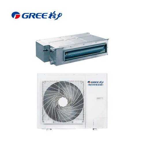 GREE格力贝博C系列定频风管机(一拖一:内机+外机)
